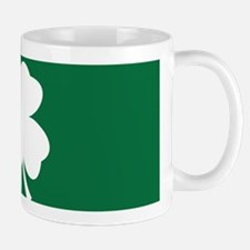 St Patricks Day Shamrock Mugs