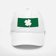 St Patricks Day Shamrock Baseball Baseball Cap