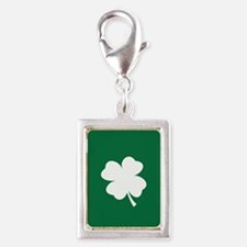 St Patricks Day Shamrock Charms