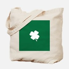 St Patricks Day Shamrock Tote Bag