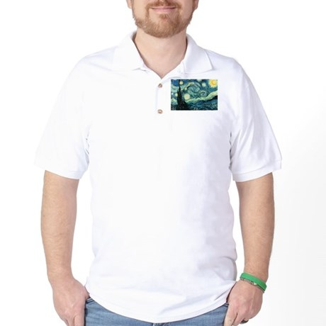 Art Gallery Golf Shirt