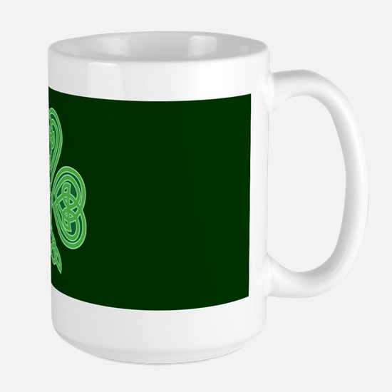 Celtic Shamrock - St Patricks Day Mugs