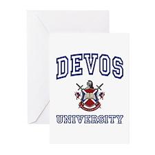 DEVOS University Greeting Cards (Pk of 10)