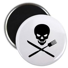 Food Pirate Magnet