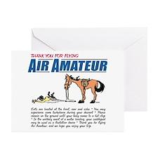 Air Amateur Greeting Cards (Pk of 10)