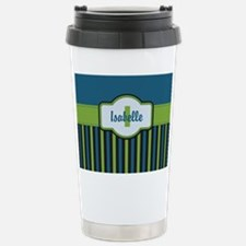 Stripes2015I2 Ceramic Travel Mug
