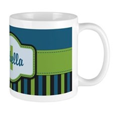 Stripes2015I2 Small Mug