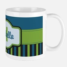 Stripes2015I2 Small Small Mug