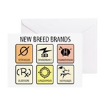 New Breeds Cards (Pk of 20)