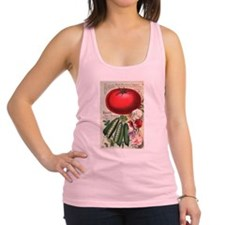 Majestic Tomato and Morning Sta Racerback Tank Top