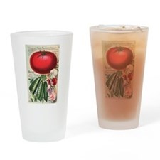 Majestic Tomato and Morning Star Pe Drinking Glass
