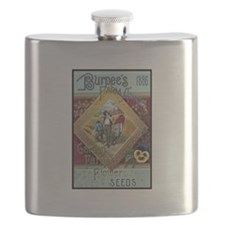 Farm Annual 1886 Flask