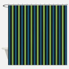 Stripes2015I5 Shower Curtain
