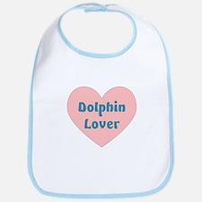 Dolphin Lover Bib