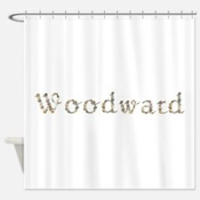 Woodward Seashells Shower Curtain