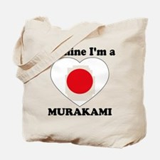 Murakami, Valentine's Day Tote Bag