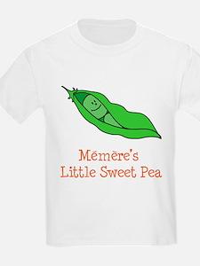 Memere's Sweet Pea T-Shirt