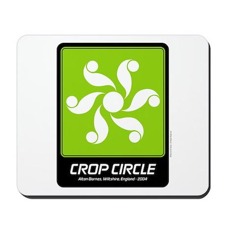Alton Barnes Crop Circle II Mousepad