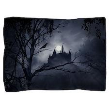 Gothic Night Fantasy Pillow Sham