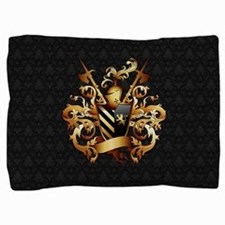Medieval Coat Of Arms Pillow Sham