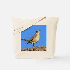 Mockingbird Profile Tote Bag