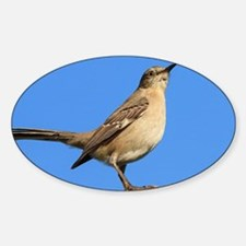 Mockingbird Profile Decal