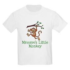 Memere's Little Monkey T-Shirt