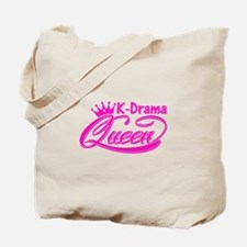 K-Drama Queen Tote Bag