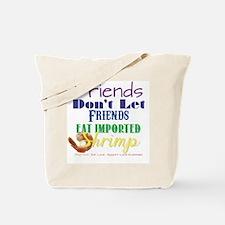 Local Shrimp Tote Bag