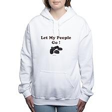 Let My People Go Passove Women's Hooded Sweatshirt