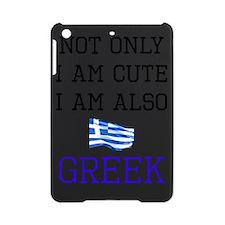 Cute Greek iPad Mini Case