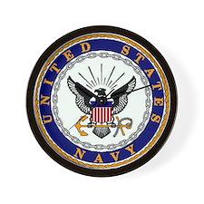 United States Navy Seal Wall Clock