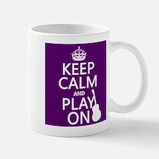 Play On (guitar) Mugs