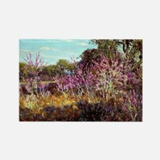 Onderdonk - Rosebud Tree in Bloom Rectangle Magnet