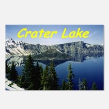 Crater Lake Postcards (Package of 8)