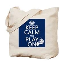 Play On (horn) Tote Bag