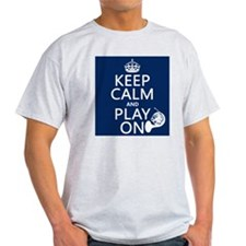 Play On (horn) T-Shirt