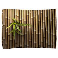 Bamboo Wall Pillow Sham