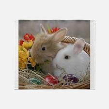 Easter_2015_0201 Throw Blanket