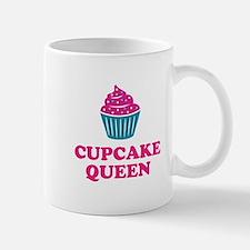 Cupcake baking queen Mugs