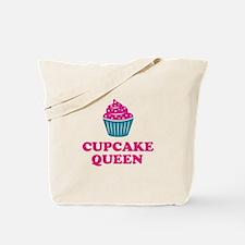Cupcake baking queen Tote Bag