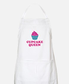 Cupcake Baking Queen Apron For Mom