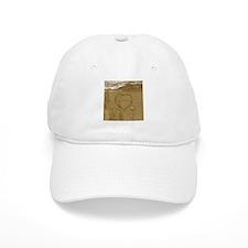 Veronica Beach Love Baseball Cap