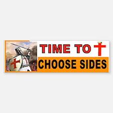 Crusaders Prayer Bumper Bumper Bumper Sticker