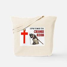 CRUSADERS PRAYER Tote Bag