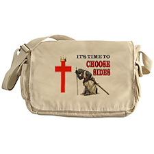 CRUSADERS PRAYER Messenger Bag