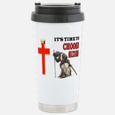 CRUSADERS PRAYER Travel Mug