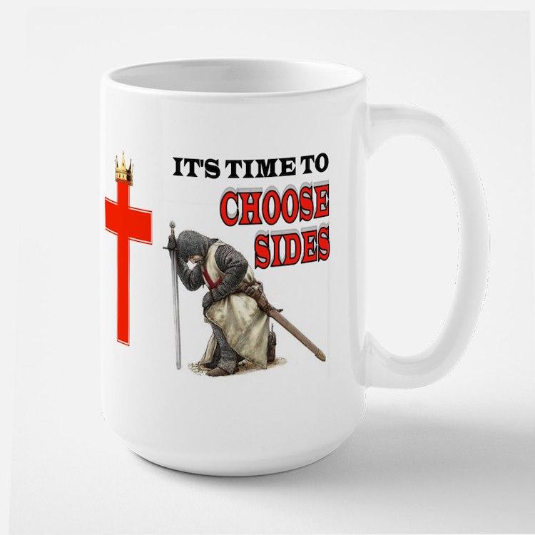CRUSADERS PRAYER Mugs