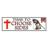 Crusader Bumper Stickers