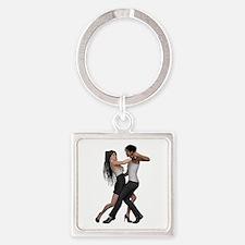 Dancers ~ Argentine Tango 3 Keychains